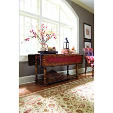 R Drop Leaf Console Table Decoration Innovative Hand Painted American Home  Furniture Store 12801280
