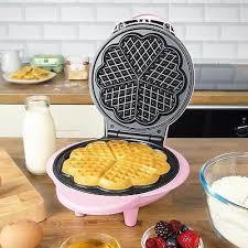 Kingavon Non Stick Waffle Maker <b>Electric 1200W</b> 5 <b>Waffles</b>