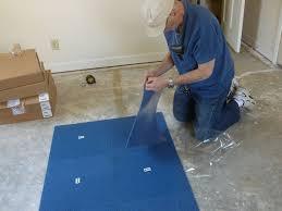 carpet to tile transition on concrete harmonious how to install carpet tile