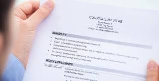 Recruitment Cv How To Write A Cv Tips And Advice Jigsaw Recruitment