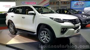 toyota new car release 2015New Toyota Fortuner to launch in India during Diwali