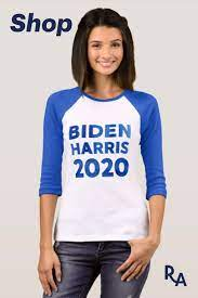 Bold Biden Harris 2020 watercolor text political T-Shirt | Zazzle.com |  Watercolor text, Casual wardrobe, Fitness models