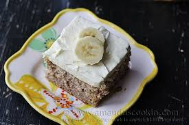 Easy Banana Cake Using Cake Mix
