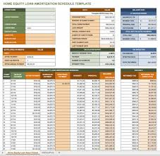 Loan Amortizer 001 Ic Home Equity Loan Amortization Calculator Schedule