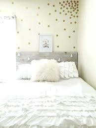gold polka dot wall decals for nursery