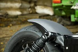 rocket bobs cycle works bolt on fender kits harley davidson