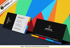 Free Personal Cards Free Creative Marketing Business Card Psd Template Indiater