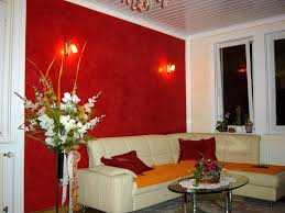 Rote Wandfarbe Schlafzimmer