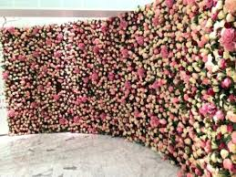the hottest wedding trend flower wall backdrops paper decor uk full size