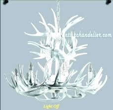 white antler chandelier chandeliers white antler chandelier faux contemporary bathroom white antler chandelier modern
