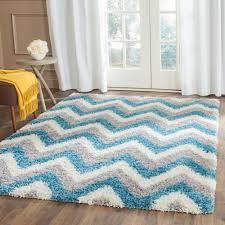 safavieh kids ivory blue 8 ft x 10 ft area rug