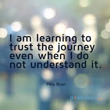 Life Is A Journey Quotes Cool Quote On Your Life's Journey Mila Bron Quote Learning Trust