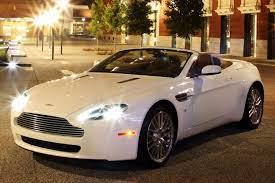 Used 2010 Aston Martin V8 Vantage Convertible Review Edmunds