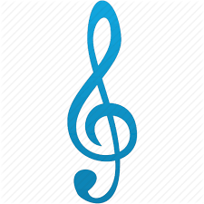 Audio Key Music Note Sound Treble Clef Icon