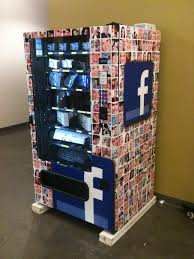 Hardware Vending Machine Inspiration Facebook Introduces Vending Machines For Computer Accessories Geek