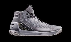 under armour shoes stephen curry 3. stephen curry\u0026#8217;s under armour curry 3 \u0026#8220;grey matter\u0026 shoes e