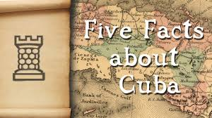 Five Interesting Facts About Cuba! - YouTube