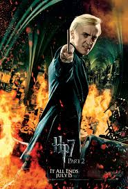 harry potter and the deathly hallows part character posters  harry potter deathly hallows 2 movie poster tom