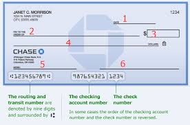 6 Easy Steps On How To Write A Chase Check Centtip
