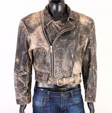 details about r ami london mens leather jacket ramones s