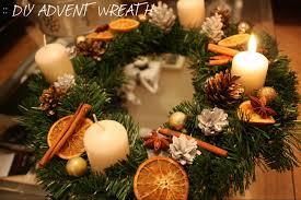 Advent Wreath Decorations Diy Advent Wreath M I K S T E J P