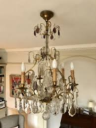 home gorgeous vintage french chandelier 10 chandeliers with antiqueandeliers empireandelier for art deco