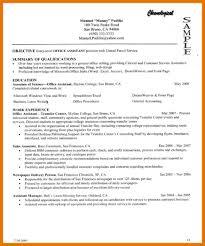 14 15 Resume Samples Skills Section Sangabcafe Proposal Sample