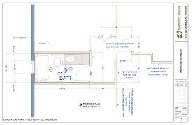 Age In Place  Beth Barron Interior DesignsAging In Place Floor Plans