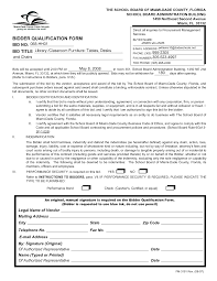 bid form example 14 invitation to bid form formal buisness letter