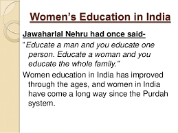 presentation on w education 2 female education