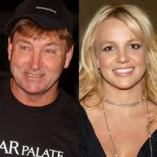 Photo of Britney Spears & her Father  Jamie Spears