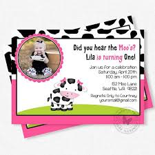 moo invitations cow birthday party invitations lijicinu fe2eaff9eba6