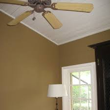 Get Simple Ways to Install Best Crown Molding Cathedral Ceiling : Lovely  Interior Room Design With