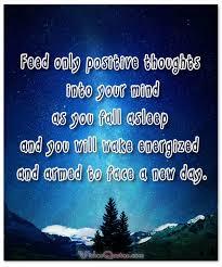 Inspirational Good Night Quotes Impressive 48 Motivational And Famous Goodnight Quotes And Sayings