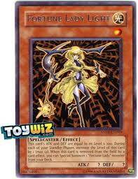 Fortune Lady Light Fortune Lady Wind Stardust Overdrive Rare Yu Gi Oh Sovr