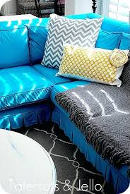 trend couch cover on living room sofa inspiration with diy no sew