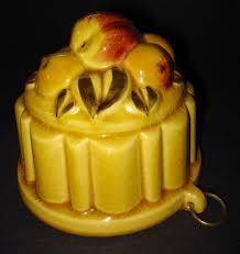 Apple Wall Decor Kitchen Vintage Ceramic Food Mold Apple Fruit Cake Kitchen Wall Decor
