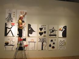 3 piece canvas painting ideas creative painting ideas