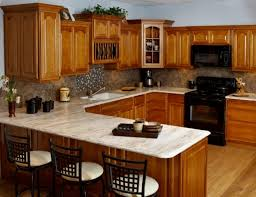 go rustic with hickory cabinets for fall pt 1 the rta