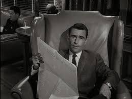 Rod Serling | Twilight zone, Twilight, Image