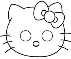 Maschera Di Hello Kitty Cose Per Crescere