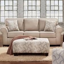 affordable furniture sensations red brick sofa. Affordable Furniture Mfg Compel Smoke 3403-CS Sofa Sensations Red Brick