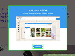 how to make a free how to make a free website using wix 9 steps with pictures