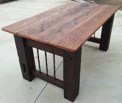 Delighful Reclaimed Office Desk Wood Great On Furniture Design For Creativity Ideas