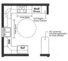 ... Universal Design kitchen plan - Opt 2