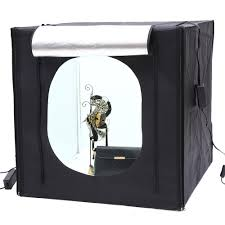 2018 40cm 40cm studio soft box led shooting light tent photo light box lichtbak photo tent set portable bag 2 backdrop from goodgo 85 62 dhgate com