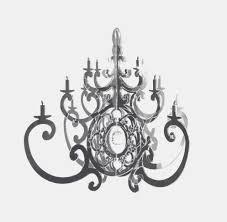 peaceful design decorative chandelier no light innovative ideas