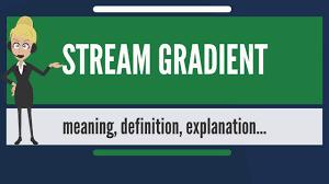 Stream Drainage Patterns Definition