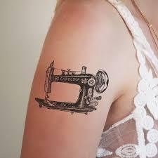 18 curated Tattoos ideas by graziellafachin | Scissors, Dog ... & Vintage sewing machine temporary tattoo Adamdwight.com