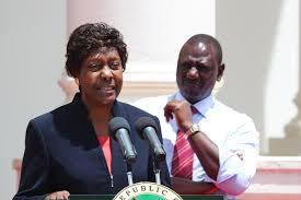 Kenyan Cabinet Secretaries Here Are The Deals That Got Cabinet Secretaries Ngilu Koskei